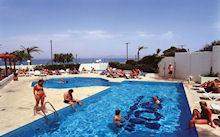 Foto Hotel Rhodos Beach in Rhodos stad ( Rhodos)
